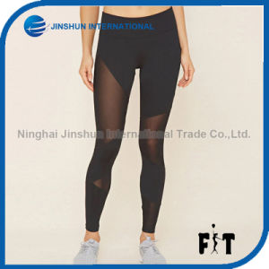 d9252f787cd20 China 2017 Mesh Splice Women′s Legging Fitness Slim Hollow out Sexy ...