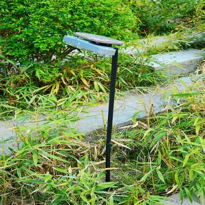 Solar Garden Light Easy Installation No Wiring pictures & photos