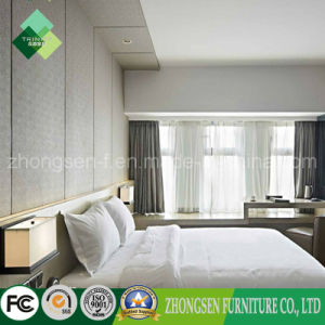 International Fashion Style of Wooden Star Hotel Bedroom Set (ZSTF-04) pictures & photos