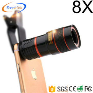 huge selection of 10082 2a8f3 High Quality Factory Universal Clip Lens for Mobile Phone 8X Zoom Lens Cell  Mobile Phone Telephoto Lens for iPhone