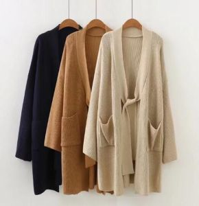 Beautiful Women′s Coat for Autumn and Winter