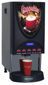 Instant Coffee Machine for Food Service Location pictures & photos