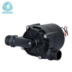 Small Heat Pump Water Heater, Heater Booster Pump for Solar Water Heater