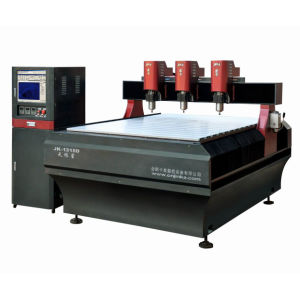 CNC Router with 3 Single Z Axis (JK1315D-3Z) pictures & photos