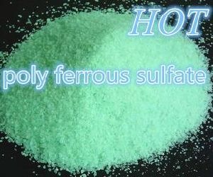 Ferrous Sulfate Used in Water Treatment pictures & photos