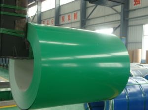 Specialized Manufacturer of Color Coated Steel Sheet in Coil pictures & photos