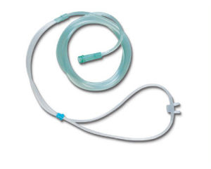 Medical Disposable Nasal Oxygen Cannula (CE ISO) pictures & photos