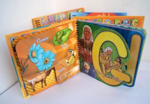 Cartoon Book Printing (gl-019)