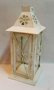 Metal Decoration / Candleholder / Lantern (0233)
