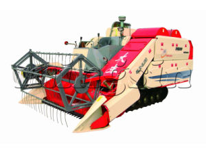 Rice Combine Harvester (4LZ-2.0D) pictures & photos