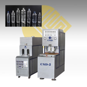 CE Approved with Semi-Automatic Blow Molding Machine (CSD-2) pictures & photos