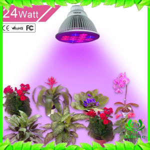 Hot Sale 12W LED Grow Light Ce/Rohs Full Spectrum for Indoor Plants Veg and Flower pictures & photos