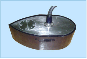 Double Frequency Underwater Transducer (MQC-24/200)