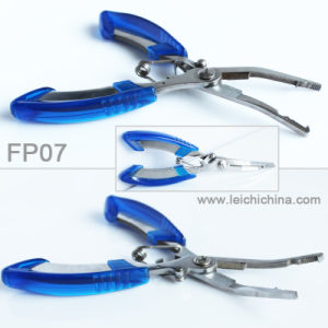Cheap Deluxe Bent Nose Fishing Pliers pictures & photos