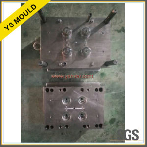 4 Cavities Cold Runner with Hat Cap Mould pictures & photos