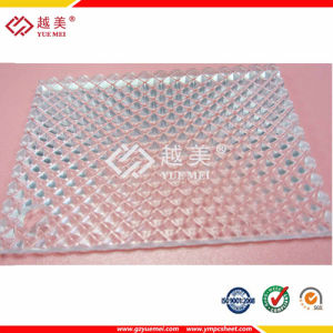 Construction Material Prismatic Polycarbonate Sheet pictures & photos