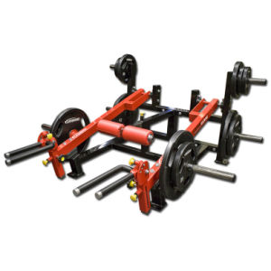 Ce Certificated Legend Fitness Equipment, Trap Shrug Lunge Deadlift (SF1-3076) pictures & photos