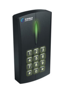RFID Em 125KHz Keypad RS232/Wiegand Reader for Outdoor Use (EL390A-2-1C)