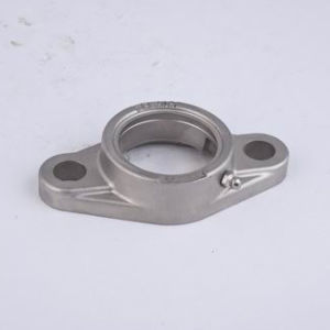Stainless Steel Pillow Block Bearing (SUCFL201-214) pictures & photos