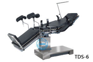 [CE Approved]Universal& Electro Hydraulic Operating Table (TDS-6) pictures & photos