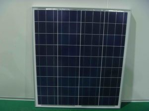 80W Poly Crystalline Solar Panels with Efficiency of 15.4% pictures & photos