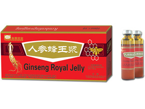 Ginseng Royal Jelly - High Quality for Europe Market
