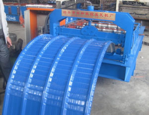 Automatic Curving Roof Sheet Forming Machine pictures & photos
