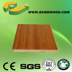 Natural and Carbonized Colour Solid Bamboo Flooring