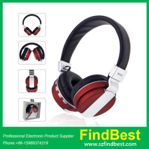 Portable Folding Wireless Bluetooth Headset Support FM Radio TF Card