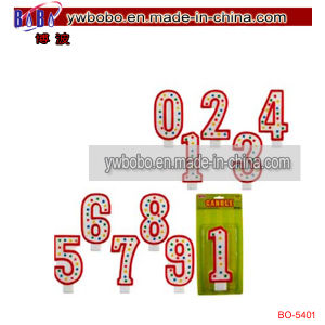 Party Items Decorative Candle Birthday Candle Yiwu Market (BO-5401) pictures & photos