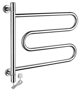 Stainless Steel Wall Mounted Bathroom Towel Rack Polished Towel Shelf Towel Holder Hotel Rails Shelf pictures & photos