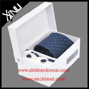 Custom Gift Paper Packaging Neck Tie Box for Sale pictures & photos