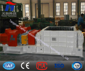 Used Double Roller Crusher for Pebble Crushing