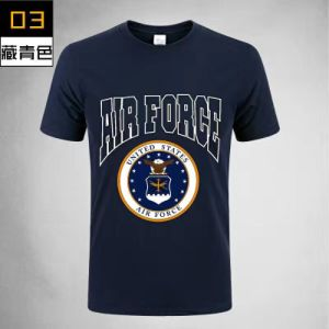 Fashion Breathable Air Force T-Shirt pictures & photos
