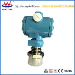 Diaphragm Capacitor Pressure Transmitter for Detecting Edible Oil pictures & photos