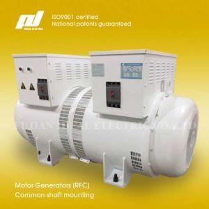 50Hz-60Hz / 60Hz-50Hz Frequency Converter Inverter (Motor+Generator Set)