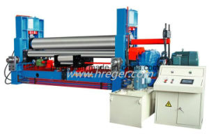 CNC with High Efficiency Plate Pre-Bending Rolling Machine pictures & photos