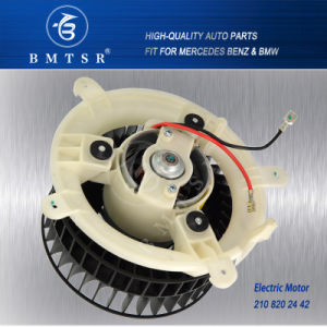 Best Performance Auto Electric Spare Parts Blower Motor Form Guangzhou Fit for Mercedes W210 OEM 210 820 24 42 pictures & photos