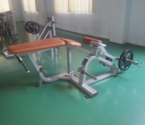 CE Certificated Nautilus Gym Equipment / Prone Leg Curl (SW-2010) pictures & photos