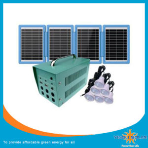 6PCS LED Lamp Solar Lighting Kits (SZYL-SLK-6020A) pictures & photos
