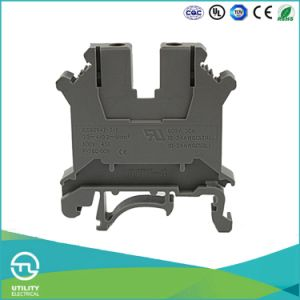 Jut1-4 0.5-10mm Switch-Type Wiring Electrical Terminals Block pictures & photos
