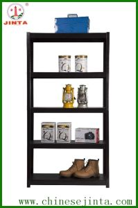 Garage Rack with Wooden Shelf Board pictures & photos