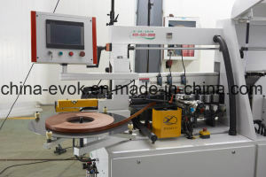 Automatic Edge Banding Machine for Furniture with Corner Rounding Function (TC-60A) pictures & photos