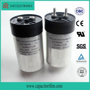 DC Link Power Capacitor for Medical Equipment pictures & photos