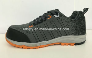Sport Style Flyknit Safety Shoes (HQ6120703) pictures & photos