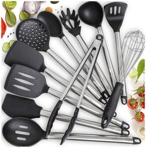 China Silicone Kitchen Utensil Set