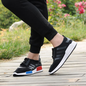 New Popcorn Sports Shoes, Men′s Summer and Autumn Casual Breathable Mesh Shoes, Fashionable Wear Resistance, Shock Absorption, Running Shoes pictures & photos