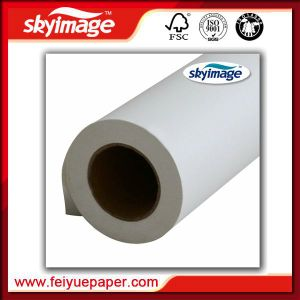 Normal Size 1.62m (64inch) 50GSM Jumbo Roll Non-Curl Fast Dry Sublimation Paper pictures & photos