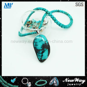 Classical Fashion Natural Turquoise Pendants