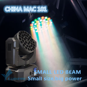 Similar Mac101 36X3w RGB LED Wash Moving Head pictures & photos